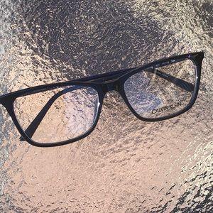 Calvin Klein eyeglasses blue plastic women's